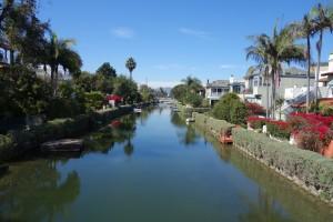 Venice kanaler.